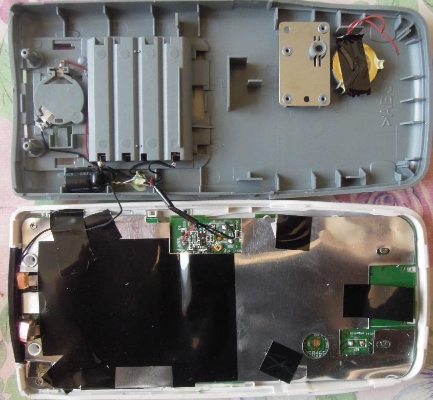 Переделываем программируемый калькулятор HP 39GS в 48GII - 10