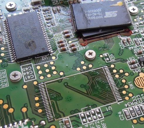 Переделываем программируемый калькулятор HP 39GS в 48GII - 13