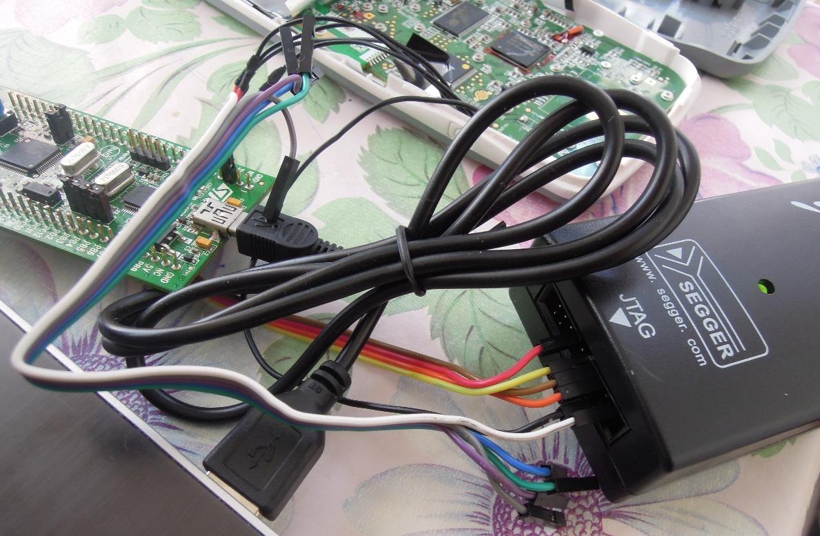 Переделываем программируемый калькулятор HP 39GS в 48GII - 15