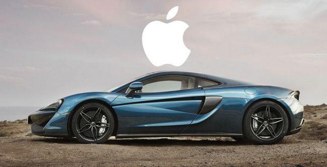 McLaren действительно обсуждала с Apple возможность сотрудничества