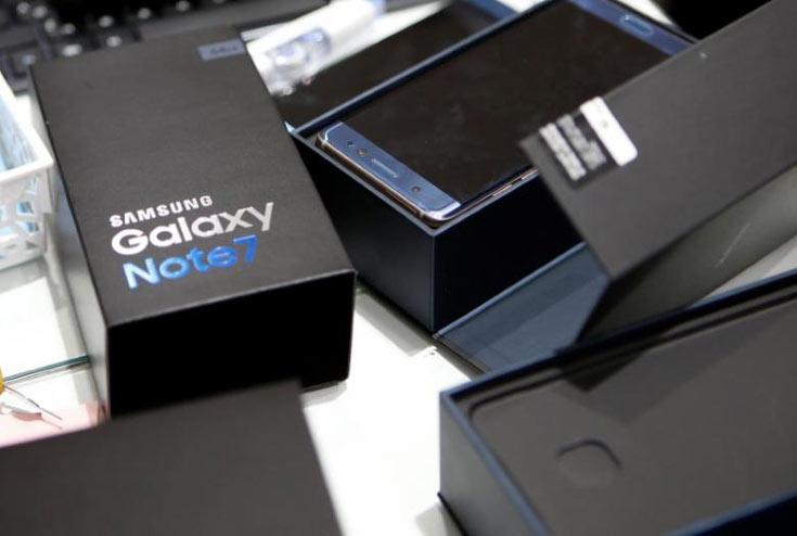 Интерес к смартфонам Samsung даже несколько выше у тех, кто знает об отзыве