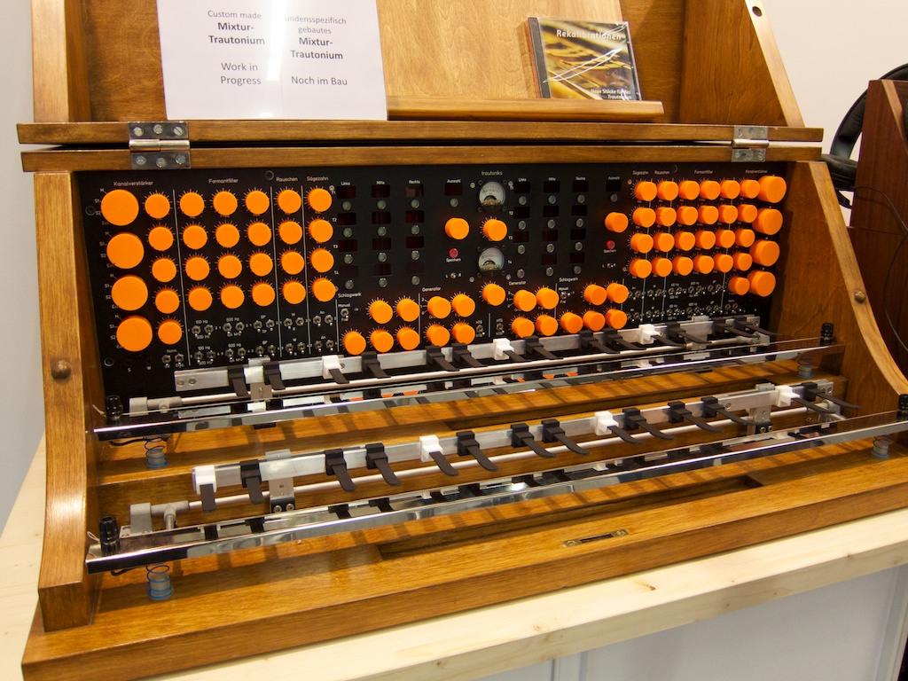Тернистый путь эволюции синтезаторов: забытая история революционных изобретений - 1