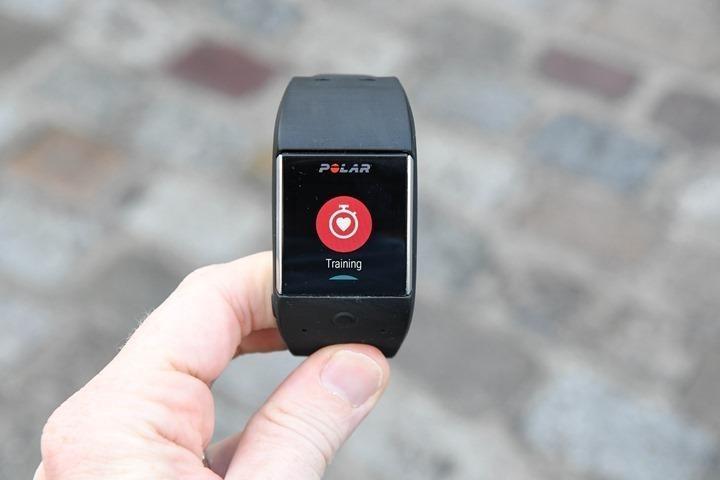Polar M600 — обзор возможностей спортивных часов на Android Wear - 14