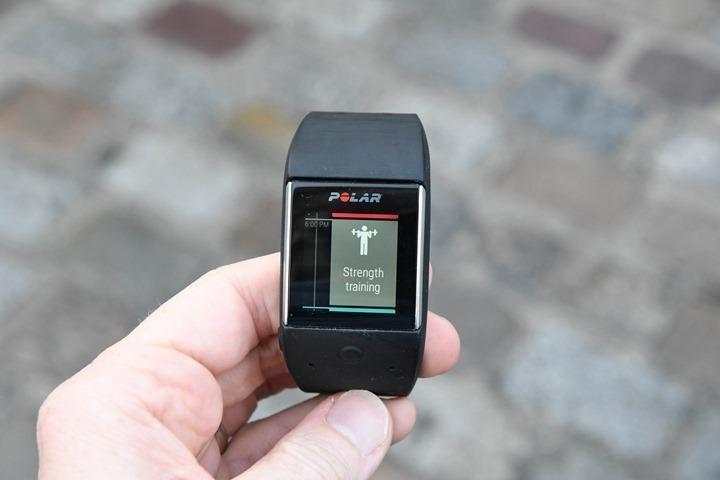 Polar M600 — обзор возможностей спортивных часов на Android Wear - 15