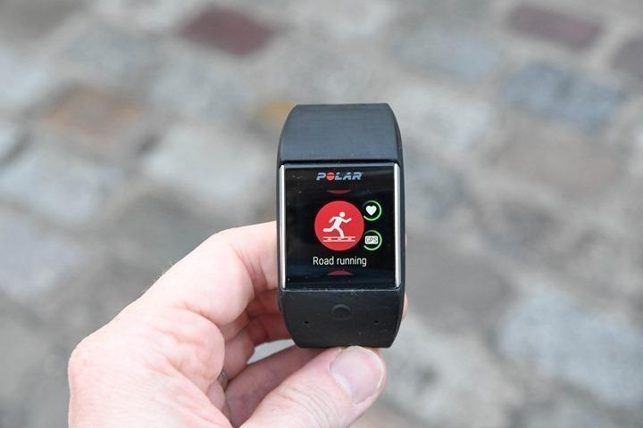 Polar M600 — обзор возможностей спортивных часов на Android Wear - 23