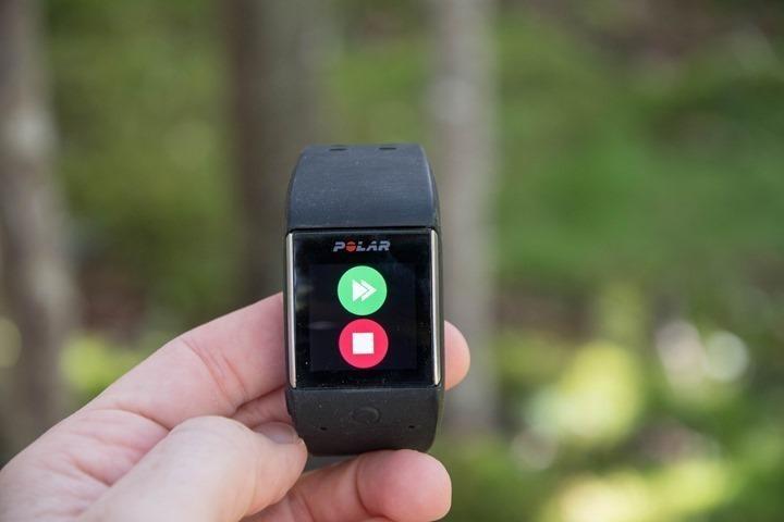 Polar M600 — обзор возможностей спортивных часов на Android Wear - 30