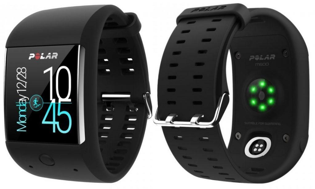 Polar M600 — обзор возможностей спортивных часов на Android Wear - 1