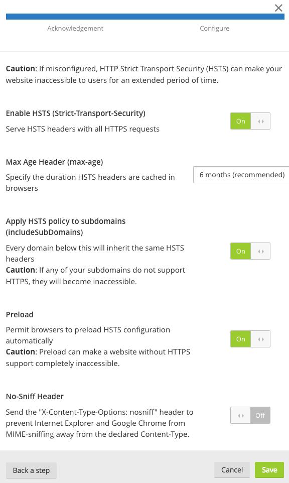 Как использовать HTTP заголовки для предупреждения уязвимостей - 4