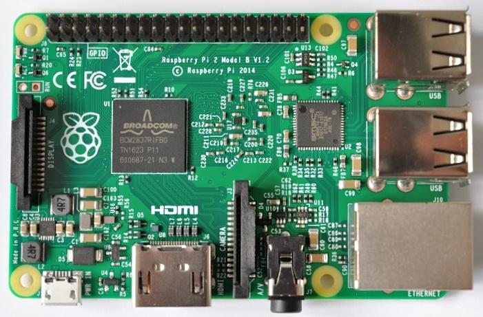 Raspberry Pi 2 обновили, оснастив новой платформой