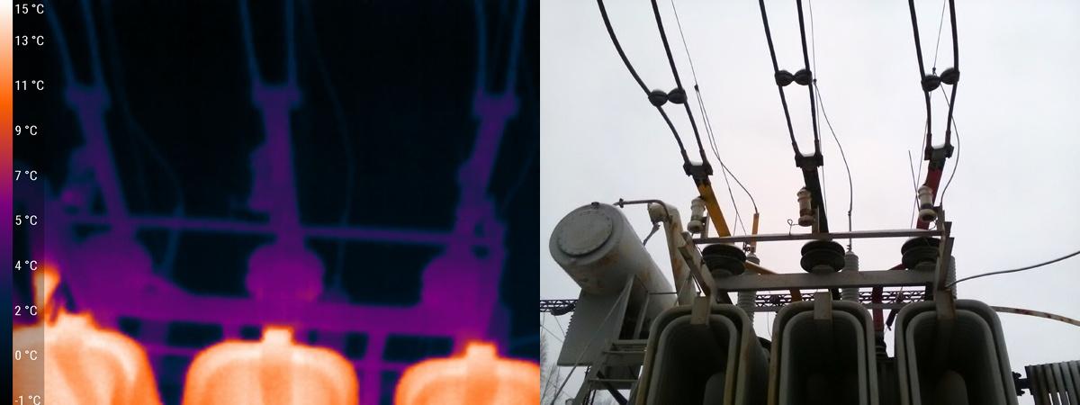 Увидеть невидимое, подключить не подключаемое или выжимаем все соки из Seek Thermal - 15