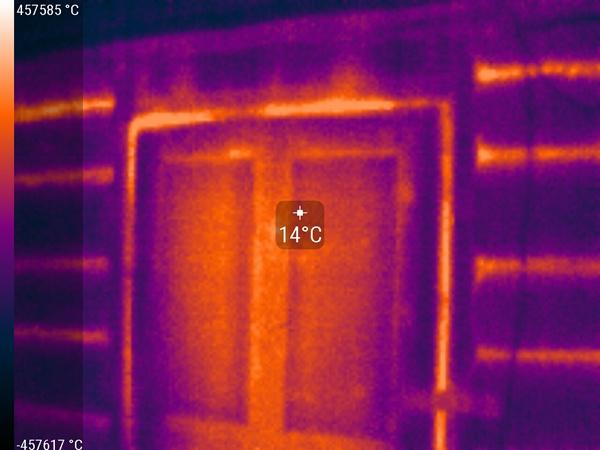 Увидеть невидимое, подключить не подключаемое или выжимаем все соки из Seek Thermal - 21