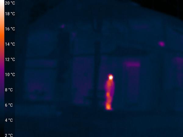 Увидеть невидимое, подключить не подключаемое или выжимаем все соки из Seek Thermal - 26