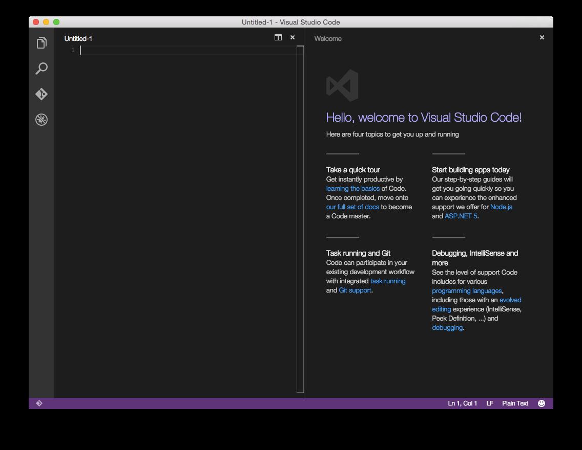 ASP.NET Core: Ваше первое приложение на Mac c использованием Visual Studio Code - 2