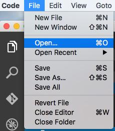 ASP.NET Core: Ваше первое приложение на Mac c использованием Visual Studio Code - 3