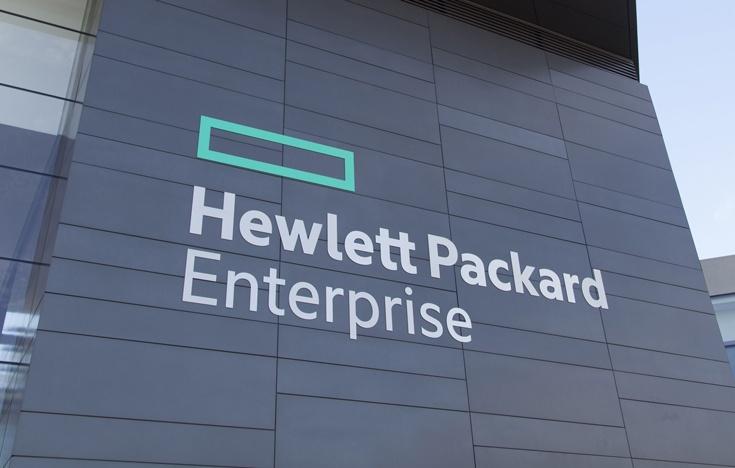 Компания HPE заработала за квартал 12,7 млрд долларов
