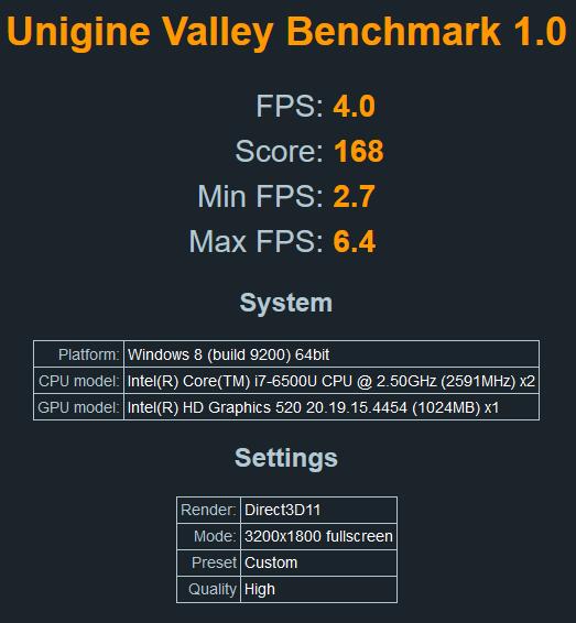 Обзор ультрабука ASUS UX330UA - 21