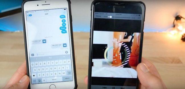 В Сети появился видеоролик, который выводит из строя устройства с iOS
