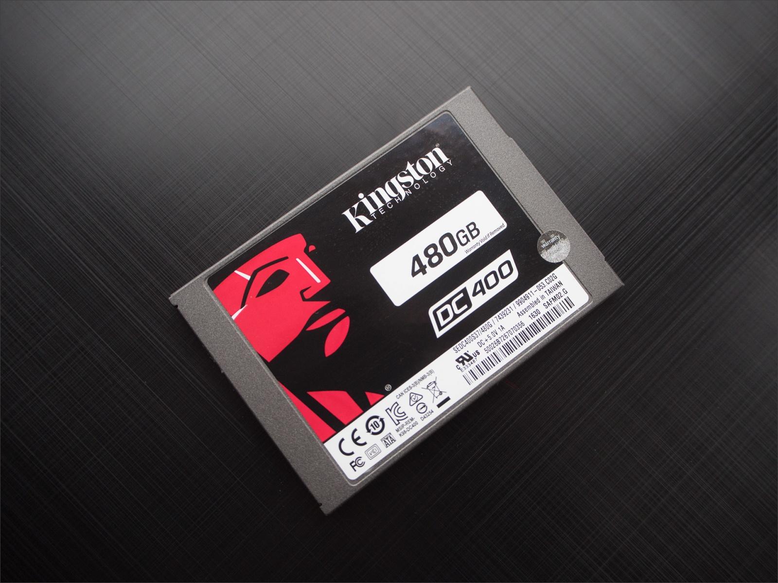 Kingston DC400: вместительные SSD за разумные деньги - 14