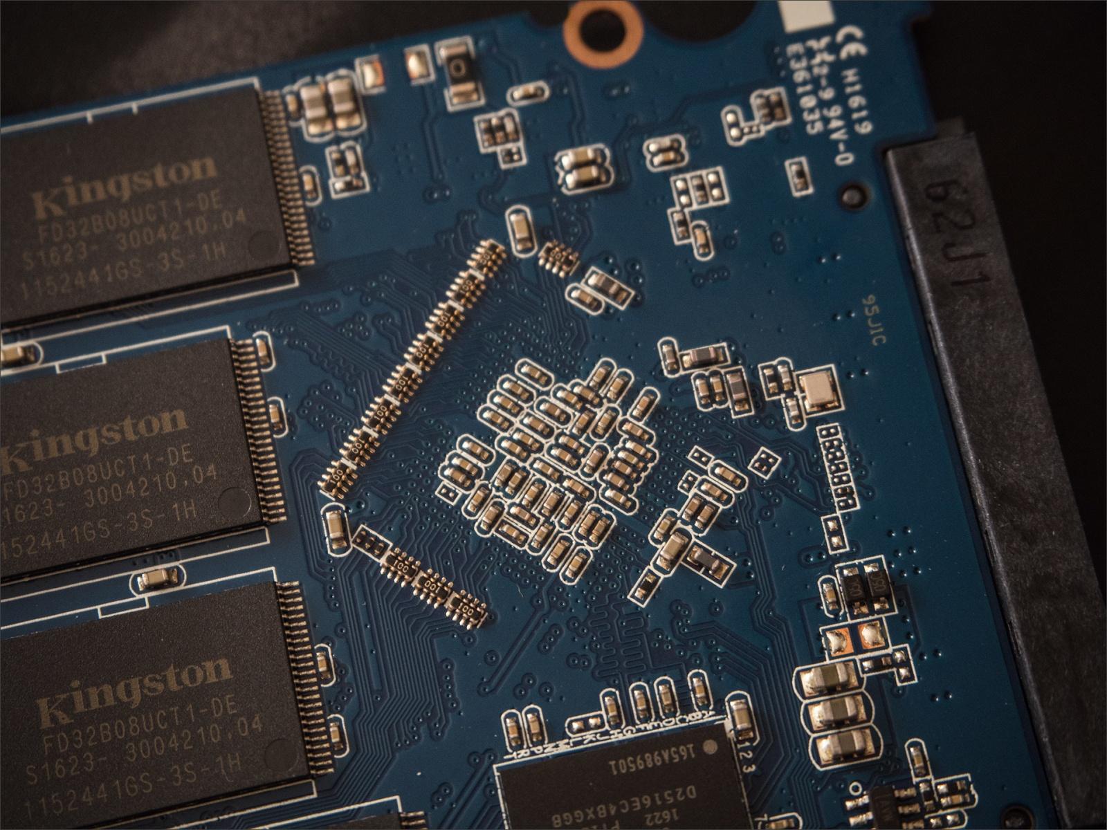 Kingston DC400: вместительные SSD за разумные деньги - 2