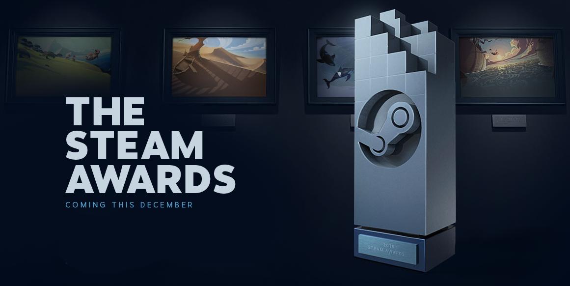 Осенняя распродажа в Steam и первая премия «Steam Awards» - 1