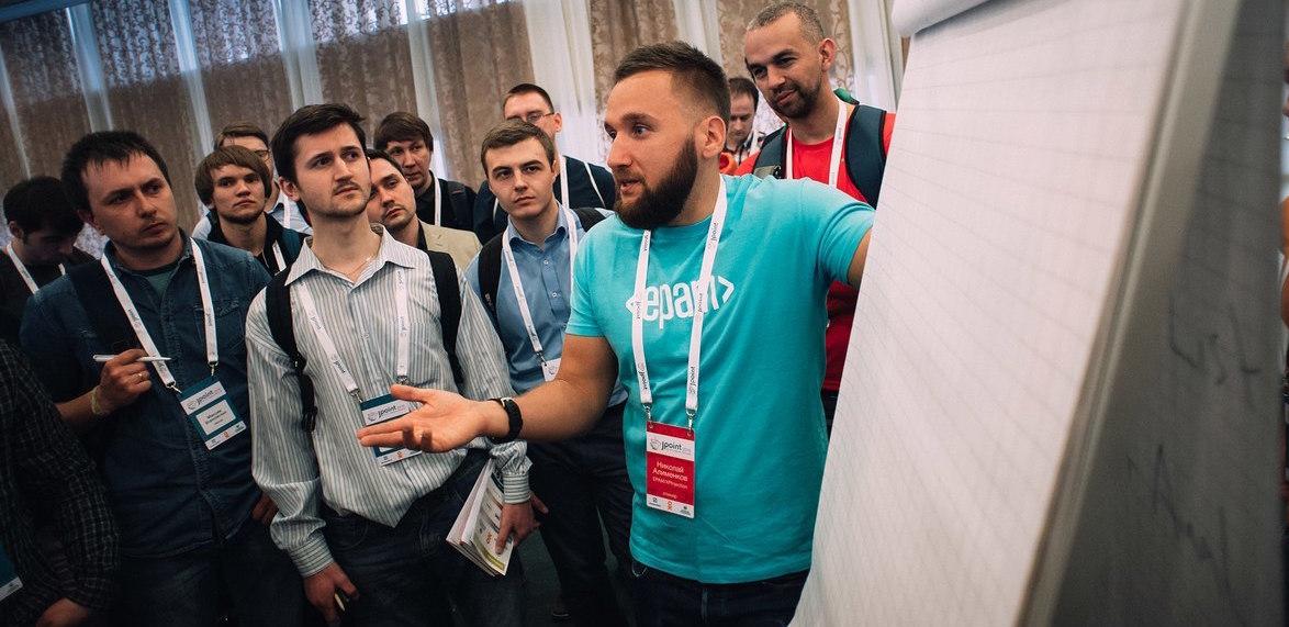 Поезд, приходящий без опозданий: Анонс Java-конференции JPoint 2017 - 3