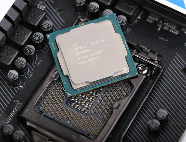 Результаты тестов свидетельствуют, что процессор Intel Core i3-7350K, работающий на частоте 4,2 ГГц, превосходит модели Core i5-6400 и i5-4670K