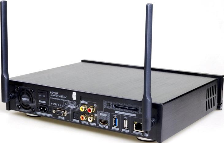 Медиацентр Egreat A10 получил SoC HiSilicon Hi3798C V200