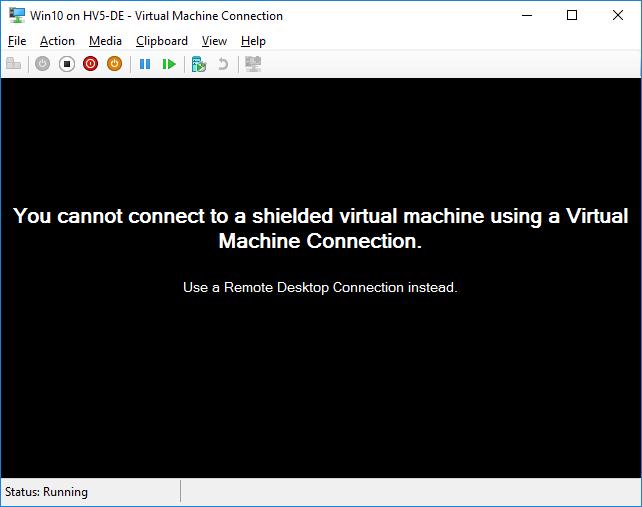 Защита виртуальных машин, размещенных в дата центре - 22