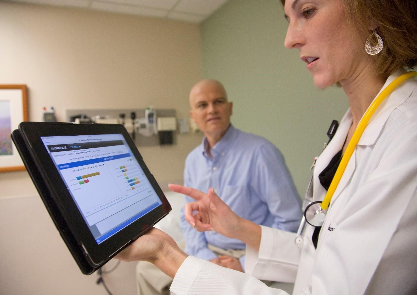 IBM Watson поможет бороться с медикаментозной устойчивостью раковых клеток - 1