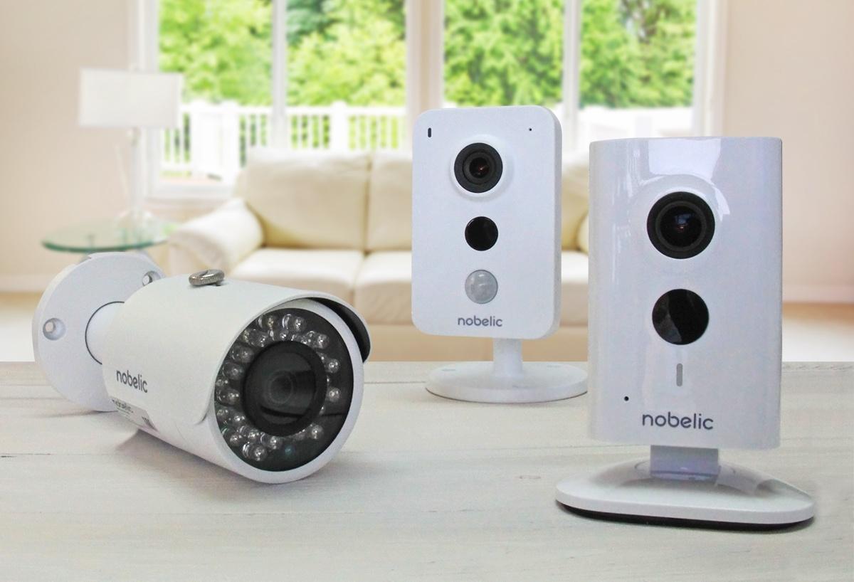 Nobelic: как сделать камеру умной, домашней, долговечной - 2