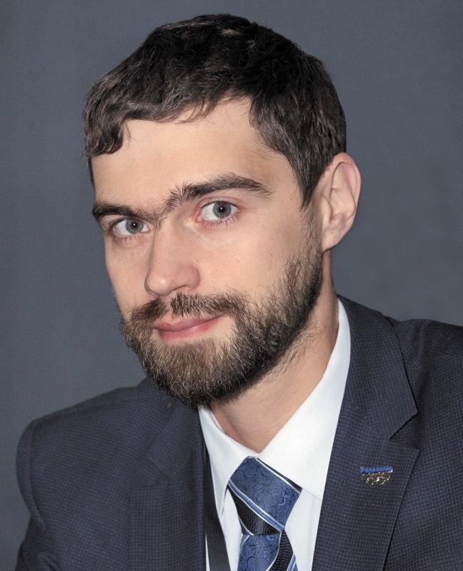 Как работают ИТ-специалисты. Антон Петроченко, Panasonic Россия - 1