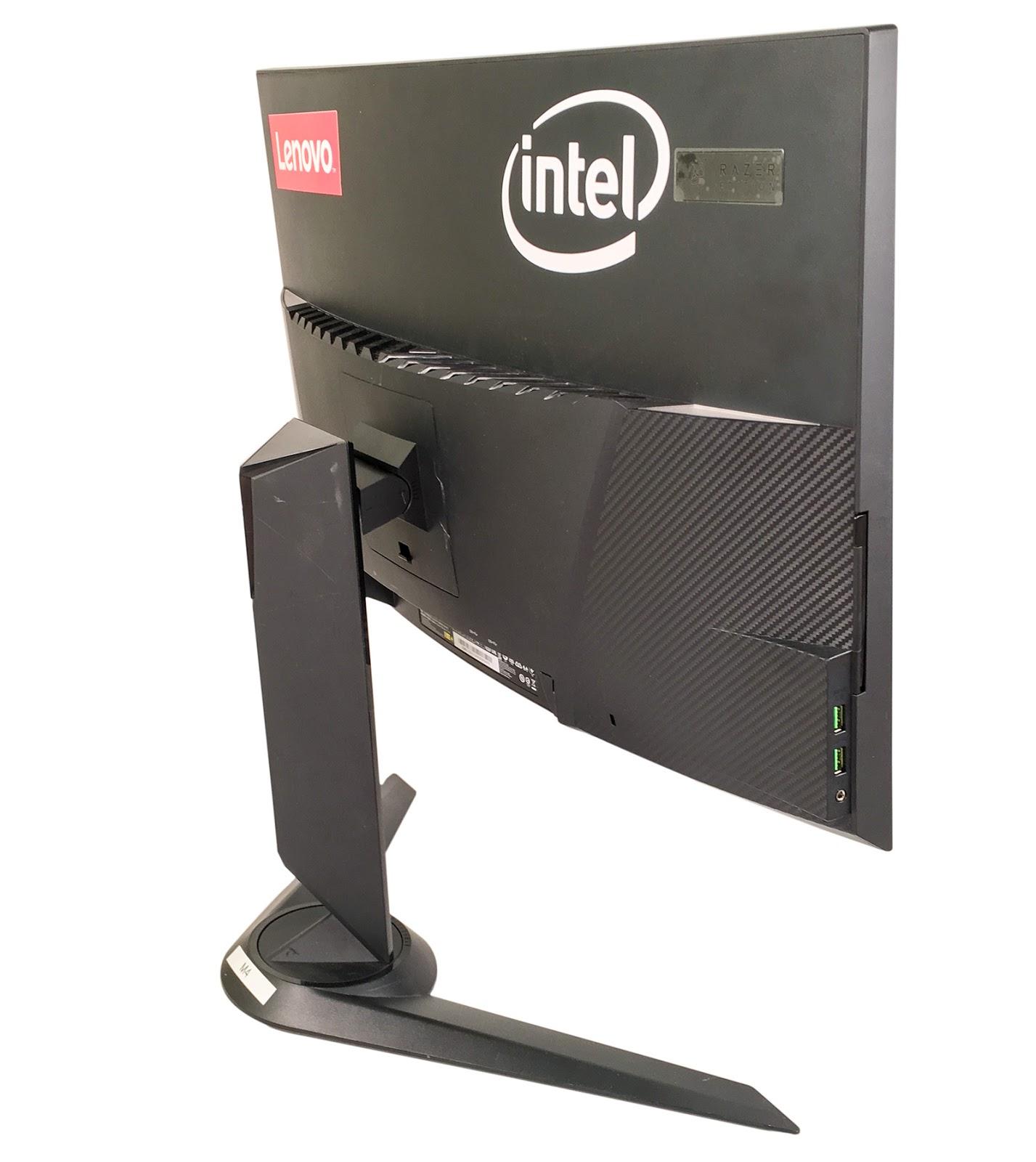 Обзор изогнутого игрового монитора Lenovo Y27g Razer Edition - 6