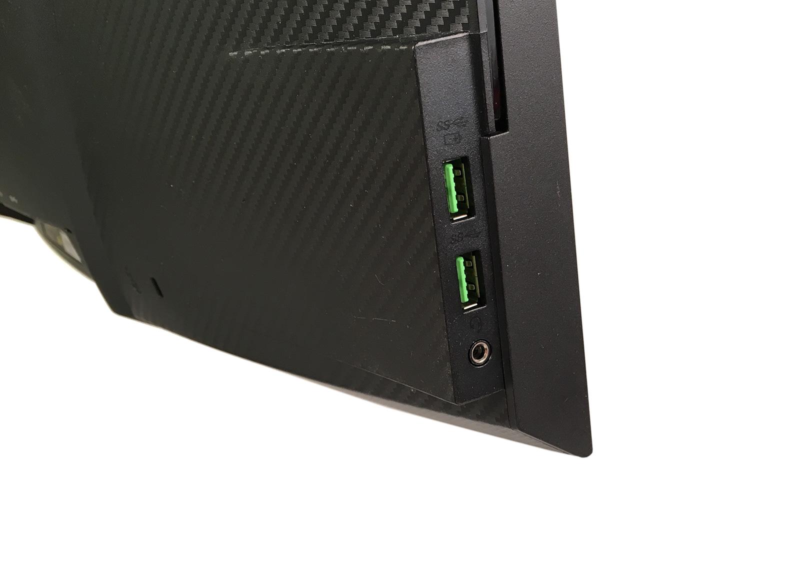 Обзор изогнутого игрового монитора Lenovo Y27g Razer Edition - 7