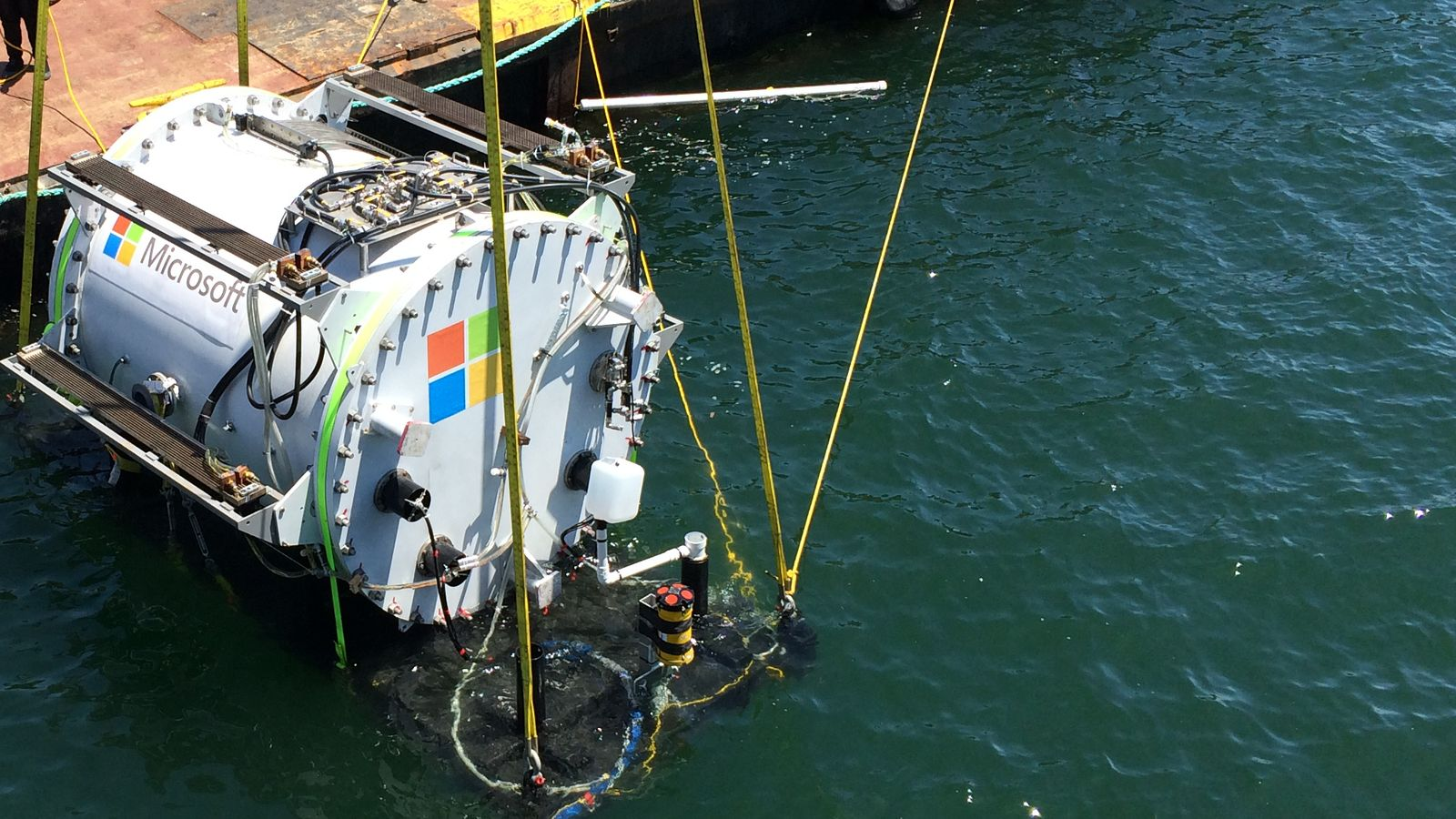 Дата-центр Microsoft из Шайенна переходит на энергию ветра - 2