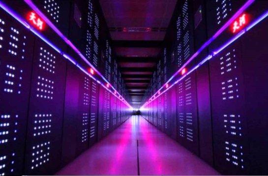 В Японии готовятся к выпуску самого быстрого в мире компьютера