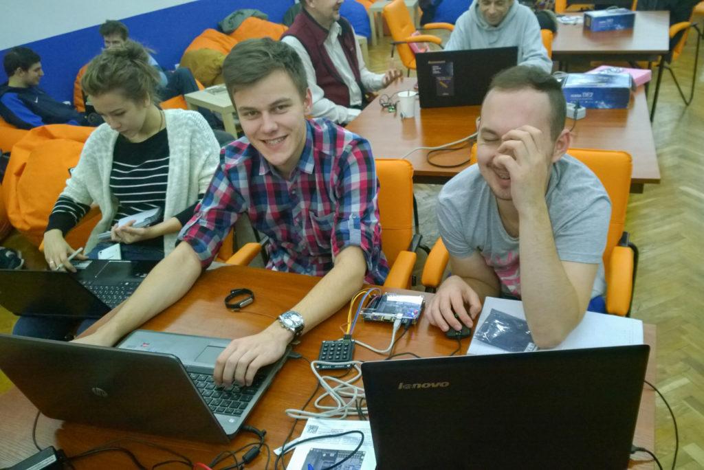 Хакатон нового типа испробован в Киеве, планируется повторить этот опыт в России - 1
