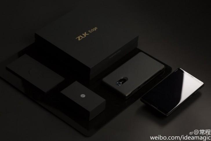 Смартфоном, который выдавали за Xiaomi Mi Mix Nano, может оказаться Zuk Edge