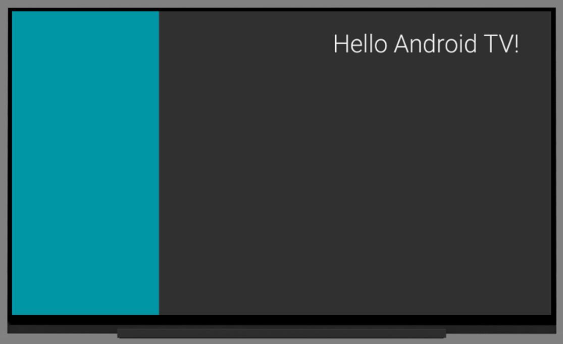 Введение в разработку приложений для Android TV - 2