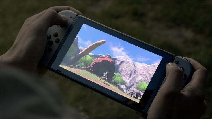 Консоль Nintendo Switch получит дисплей Full HD
