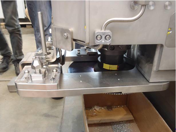 Робот-змея для лазерной резки ядерных отходов - 4