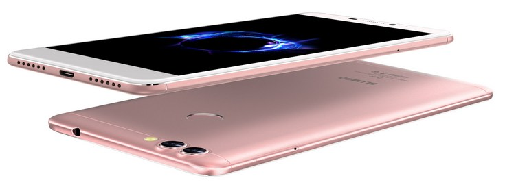 Смартфон Bluboo Dual оценивается в $150