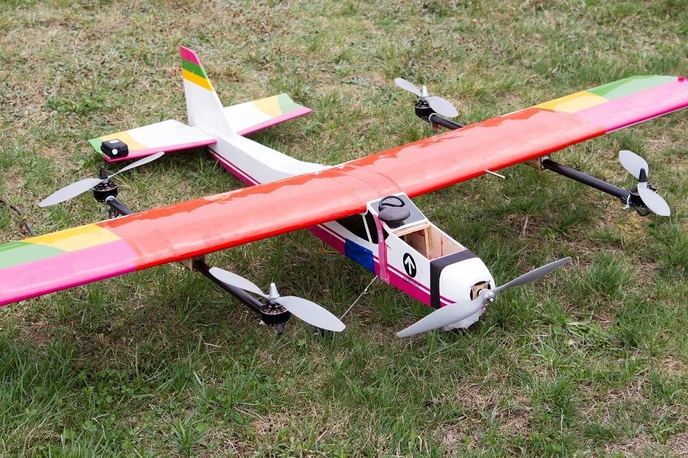 Как мы приготовились к UAV Challenge 2016 - 4