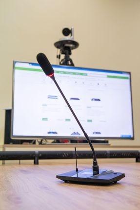микрофон для конференций