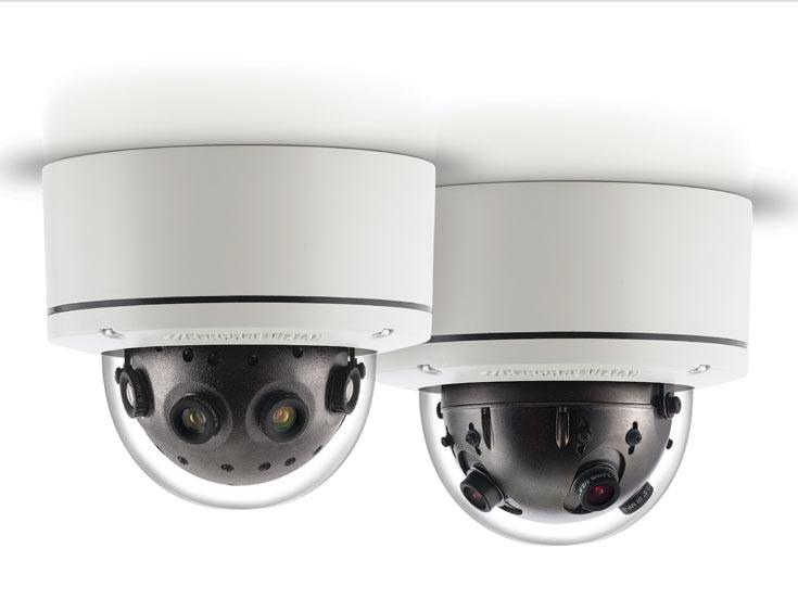 Разрешение камер видеонаблюдения серии Arecont Vision SurroundVideo G5 Mini — 12 или 20 Мп