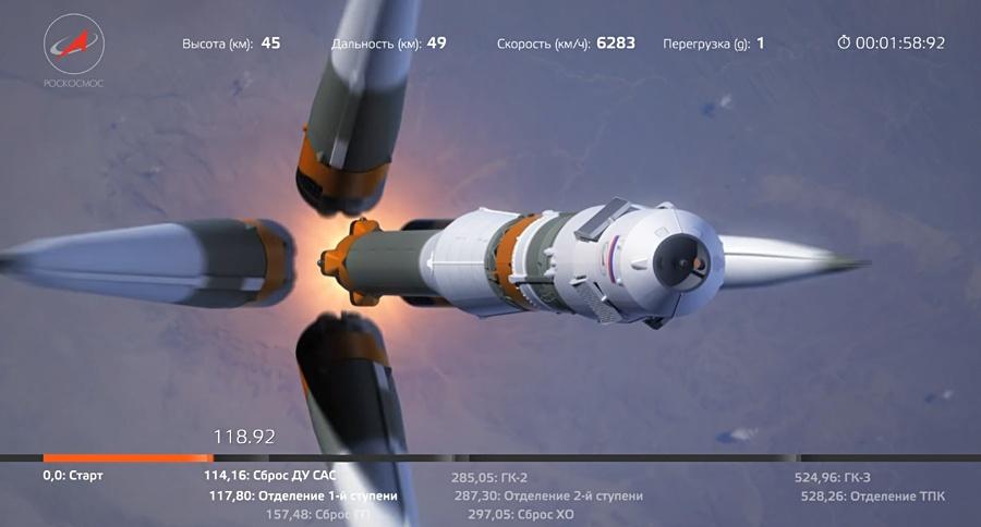 Прогресс в работе пресс-службы Роскосмоса - 11