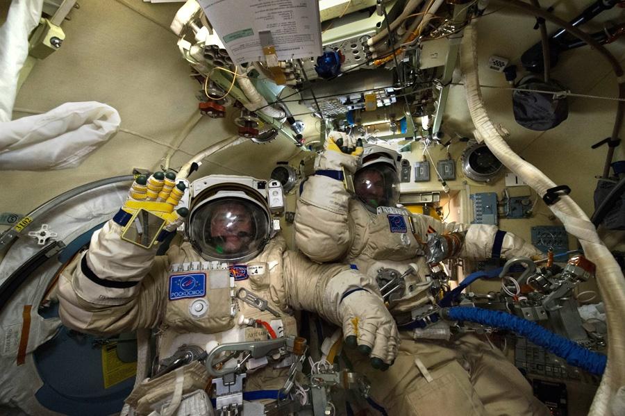 Прогресс в работе пресс-службы Роскосмоса - 5