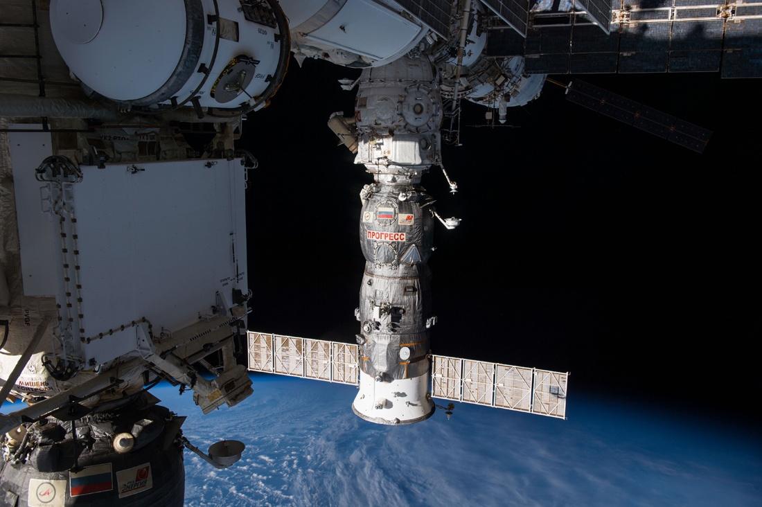 Прогресс в работе пресс-службы Роскосмоса - 1