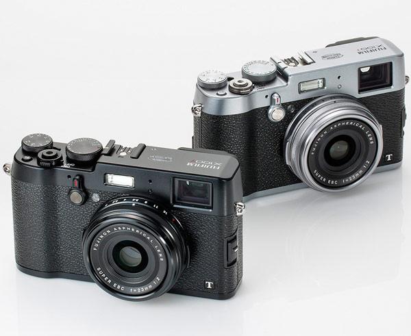 Камера Fujifilm X100T