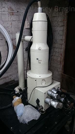 Электронный микроскоп в гараже - 2