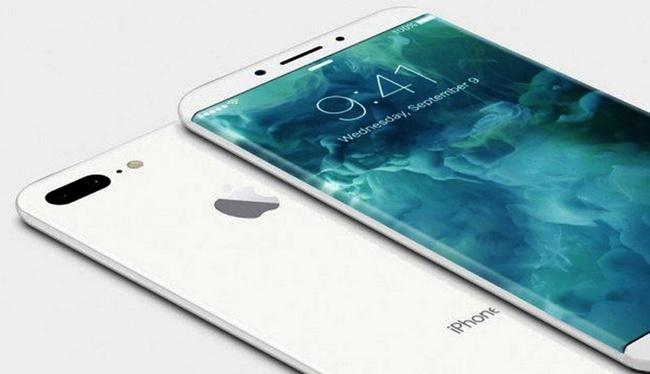 Вице-президент Lenovo заявил, что заднюю панель iPhone 8 будет защищать 3D-стекло